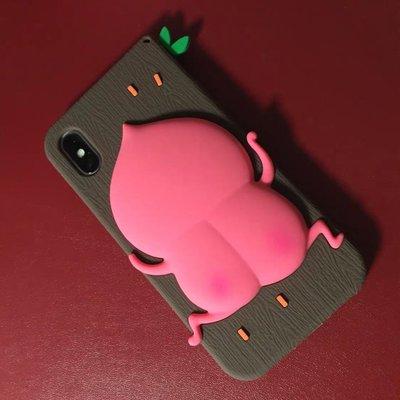 KOBITOS 醜比頭背面iPhone Case