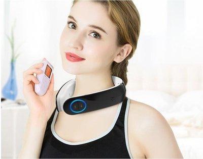 按摩儀 頸椎按摩器頸部腰部肩部家用揉捏脖子頸肩勁椎護頸儀按摩器  mks