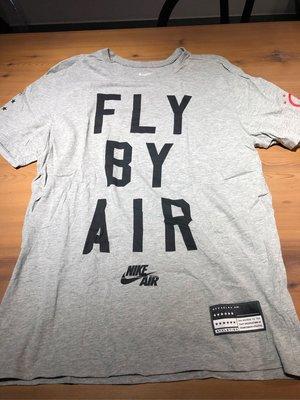 Nike fly by air T恤