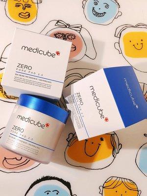 韓國Medicube ZERO毛孔爽膚棉2.0升級版 (70片)