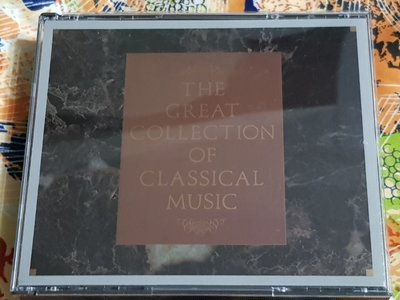 R古典(二手CD)THE GREAT COLLECTION OF CLASSICAL MUSIC 2CD~日本版~