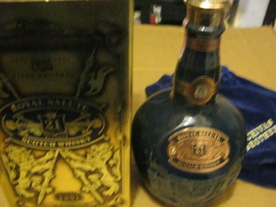 CHIVAS 芝華士 ROYAL SALUTE 21 year (舊版)