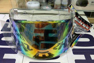 現貨《鼎鴻》 SHOEI CWR-1 PINLOCK T`S電鍍片深墨、彩片、電鍍紅片 適用X-14、Z-7