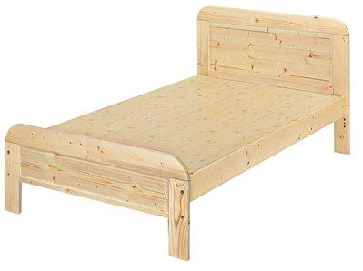 [歐瑞家具] JB-368-1 白松木3.5尺涼板床/餐桌椅/系統家具/沙發/床墊/茶几/高低櫃/1元起