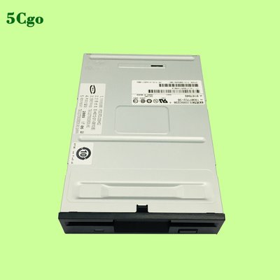 5Cgo【含稅】軟驅TEAC FD-235HG HF台式機內置FDD5 1.44M電腦3.5吋600880252508