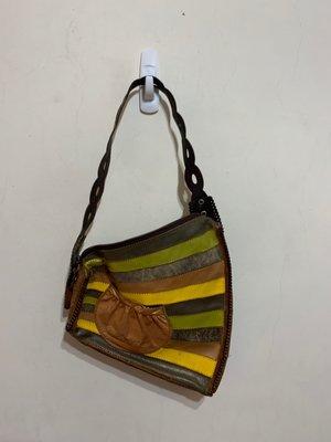 「 二手包 」 Blare 真皮手提包 ( 多色 ) N