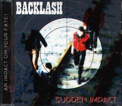 八八 - Backlash - Sudden Impact