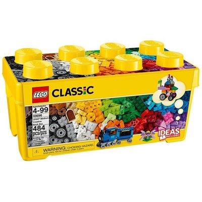 小丸子媽媽 樂高 中型創意拼砌盒 CLASSIC創意 樂高10696 樂高積木 IDEAS LEGO 10696