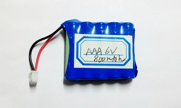 大容量充電電池組 1.2V*5=6V,AAA 4號*5通用款,美國名牌 ETON FR1000求生收音機...