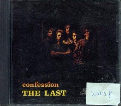 *真音樂* CONFESSION / THE LAST 全新 K0458(清倉.下標賣3)