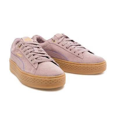 PUMA SMASH PLATFORM FRILL 36692804 36692805 女鞋 兩色
