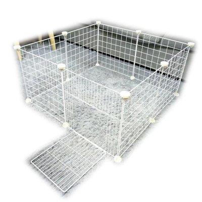 寵物圍欄 DIY寵物圍欄小型犬室內柵欄...