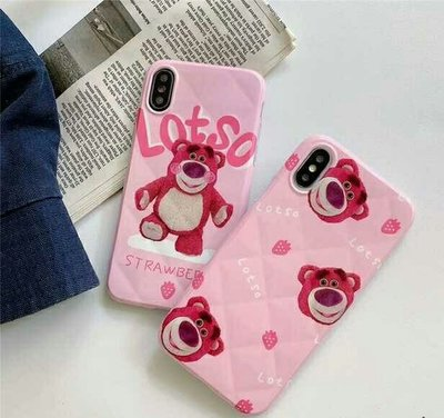 toy story lotso iPhone Case