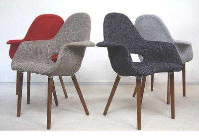 一張椅子 】Vitra Organic...