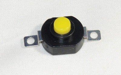 手電筒開關 2腳按鈕開關 帶鎖開關 按鍵開關