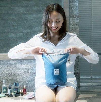 小號便攜化妝包大容量男女士化妝品收納包迷你韓國旅行可愛洗漱包 便攜束口袋