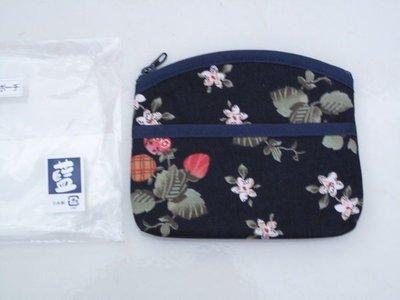 天使熊小鋪~日本帶回 兩用零錢包 面紙套 有黑&紅色2款 原價690元~