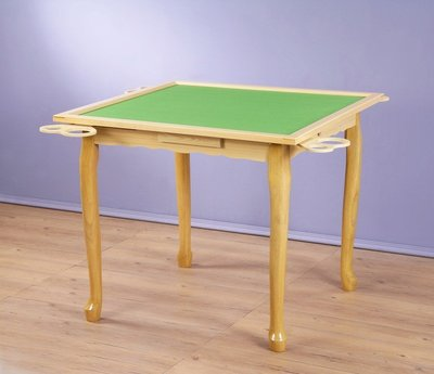 (佳舫小舖)【TA014】(1) 虎腳麻將桌、工作桌,桌子