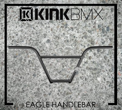 [Spun Shop] Kink BMX Eagle 4pcs 9 & 9.5 Handlear 手把