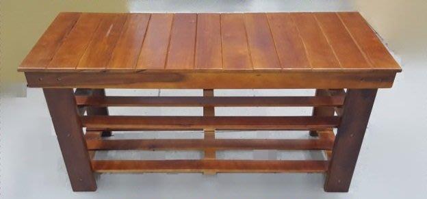 台中二手家具買賣 樂居全新中古傢俱 EA1122GJ*全新庫存實木穿鞋椅 鞋架*客廳桌椅 沙發 茶几 電視櫃 餐桌 書桌