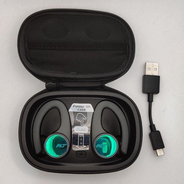 當天發貨 9成9新 繽特力 Plantronics BACKBEAT FIT 3100 TWS 真無線 運動藍牙耳機