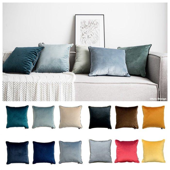 【Uluru】北歐簡約 沙發 抱枕 靠枕 枕芯 60x60cm 專區 | 傢飾軟件 配件