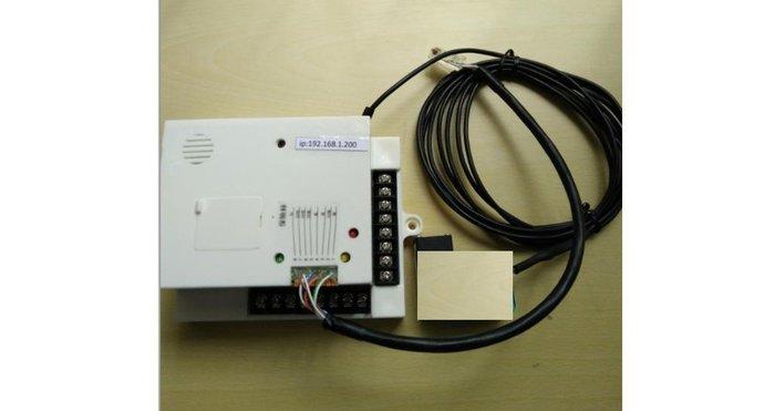 物聯網 溫度及濕度 檢測及控制系統
