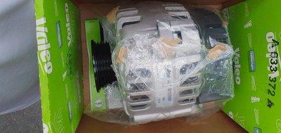 AUDI 2000年~2003年 S4 A6 2.7T 發電機 歐洲產 全新品