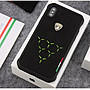 藍寶堅尼Lamborghini 授權iPhone X/XS 頂級麂皮手機殼背殼DUCATI法拉利