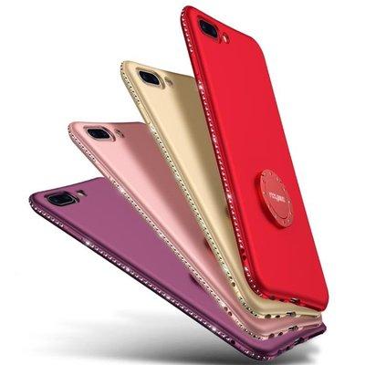 oppor11手機殼男女款r11plus個性創意oppor11s套水鑽全包防摔r11s 新品特賣