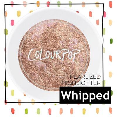 【現貨】Colourpop - Whipped 打亮餅 Highlighter