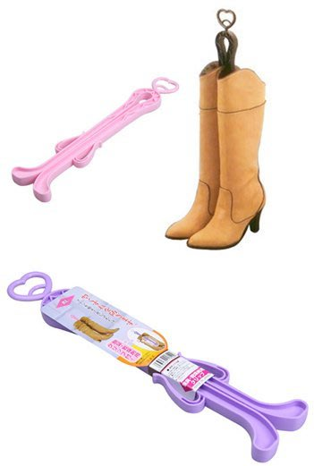 【批貨達人】馬靴收納夾 鞋撐夾 撐鞋架 居家靴架