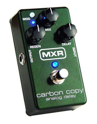 『放輕鬆樂器』 全館免運費 MXR M169 Carbon Copy Analog Delay