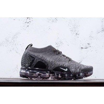 特價!! Nike VaporMax 2018 二代氣墊鞋 灰色 運動休閑鞋