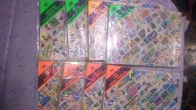 外國舊郵票