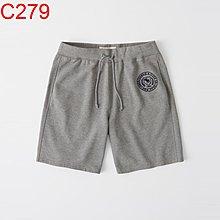 【西寧鹿】AF a&f Abercrombie & Fitch HCO 短褲 絕對真貨 可面交 C279