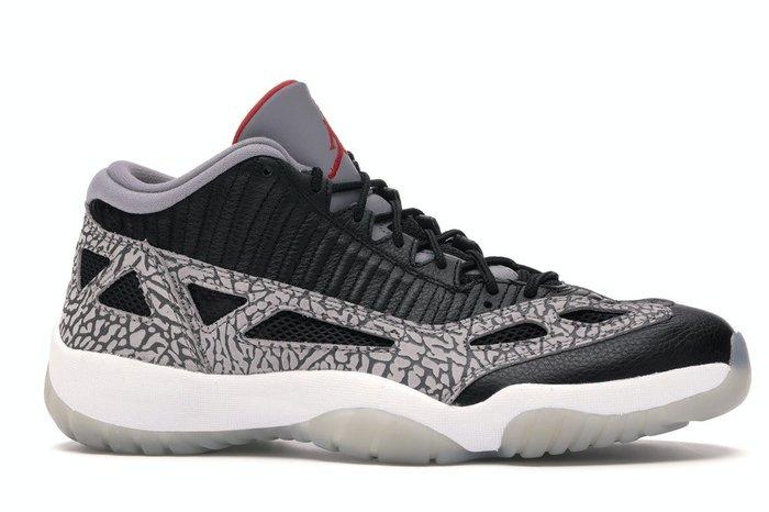 【紐約范特西】預購 Jordan 11 Retro Low IE Black Cement 919712-006