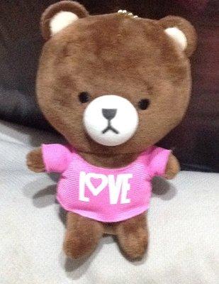 全新Tom bear love吊飾