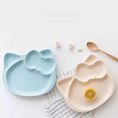 野餐趣~卡通兒童早餐分隔盤點心盤啞光色釉餐盤