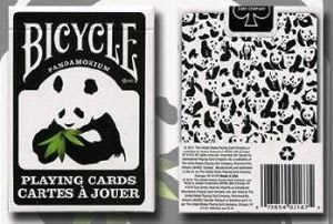 【USPCC撲克】Bicycle PANDAMONIUM 熊貓撲克牌