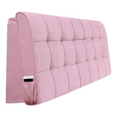 奇奇店- 布藝床頭軟包雙人床上榻榻米軟包床頭靠墊大靠背靠枕床頭罩(規格不同價格不同)