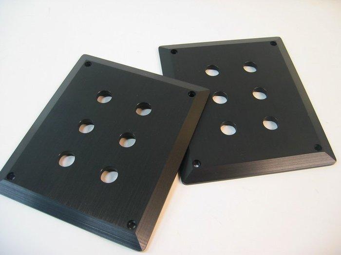 [山姆音響] 手工精品 -- 喇叭箱專用.6061 T6鋁合金背蓋/3音路喇叭端子座./一對