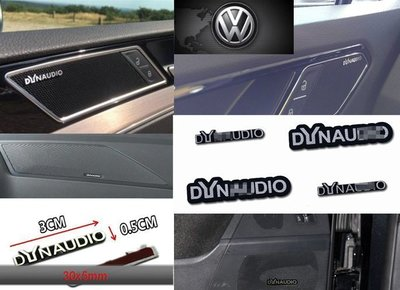 丹拿DYNAUDIO 福斯VW Beetle Golf Jetta lupo passat polo caddy音響標