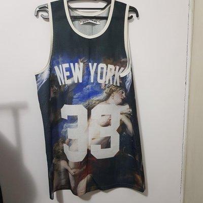 【二手】BAD BUNCH NYC 球衣 33