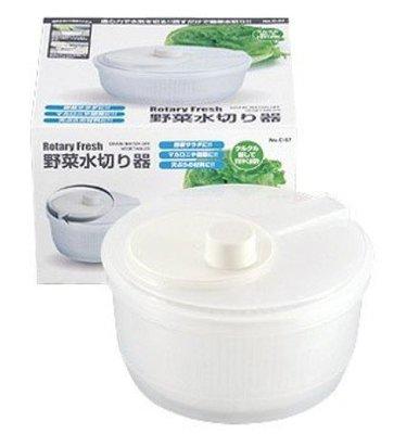 ☆╮Darling Baby ☆ PEARL金屬 Rotary Fresh 蔬菜脫水器 C-57