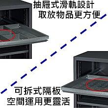 【 D-82CA】現貨 免運  防潮家  D-82CA 電子防潮箱 抽屜式滑軌托盤  公司貨