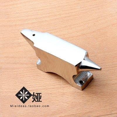 【美樂百貨】米婭新品 優質錐形金屬墊板 錘打繞線造型工具 Anvil Bargain
