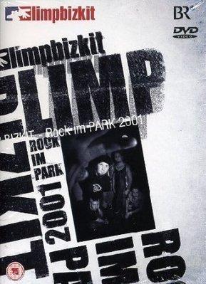 ##90 DVD 全新進口 Limpbizkit / Rock im Park 2001 LIVE 半價