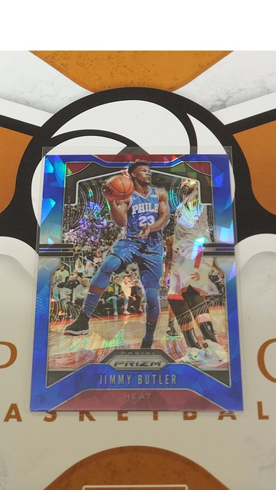 2019-20 PANINI PRIZM JIMMY BUTLER 藍波亮 (限量99張)(34/99)