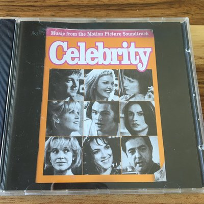 [BOX 3] Celebrity Music from the motion picture soundtrack